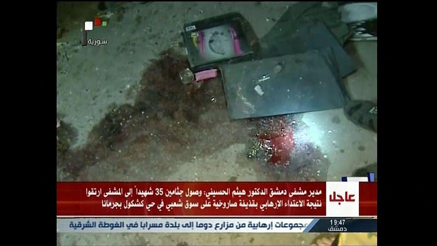 Tote bei Raketenangriff auf Damaskus