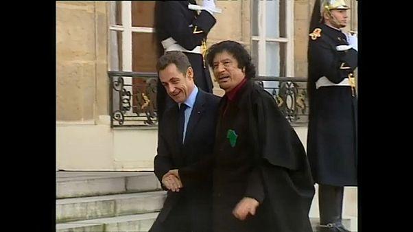 Саркози по-прежнему на допросе в Нантере
