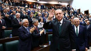 """Erdogan : """"les Etats-Unis doivent nous respecter"""""""