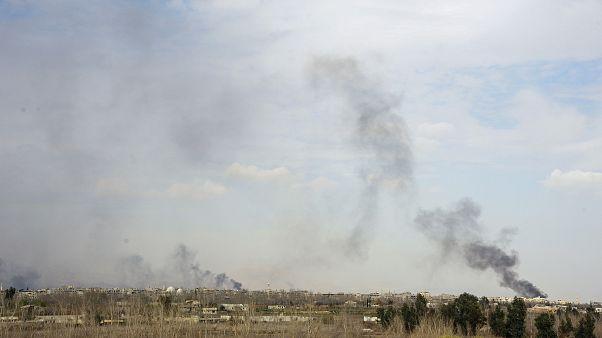 Şam'da füzeli saldırı: En az 35 kişi yaşamını yitirdi