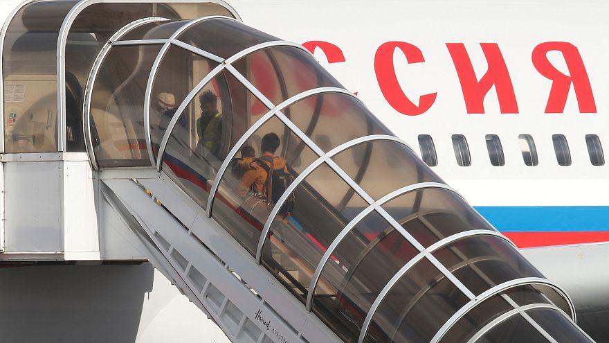 Fall Skripal: 23 russische Diplomaten in Moskau angekommen
