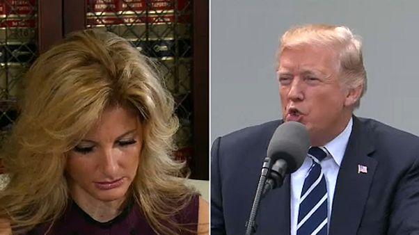 Trump női össztűz alatt