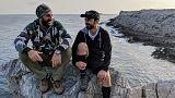 Κύπρος: Ο Ε/κ Σταύρος και ο Τ/κ Γιάλτσιν διασχίζουν με τα πόδια όλο το νησί σε 16 μέρες