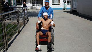 انفجار انتحاری در جشن نوروز کابل دستکم ۳۱ نفر کشته و ۶۵ مجروح بر جای گذاشت