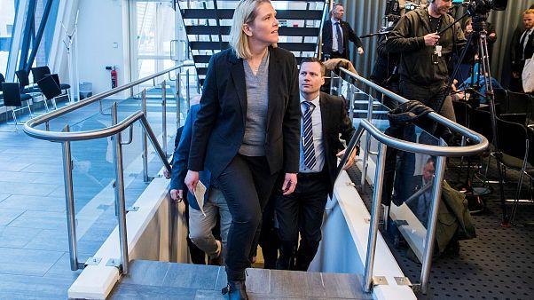 """وزيرة العدل النرويجية.. غرّدت على """"فيسبوك"""" فغرّدت خارج الحكومة"""