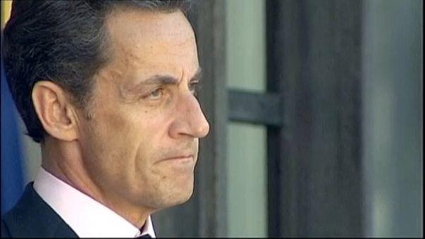Kihallgatás után elengedték Sarkozyt