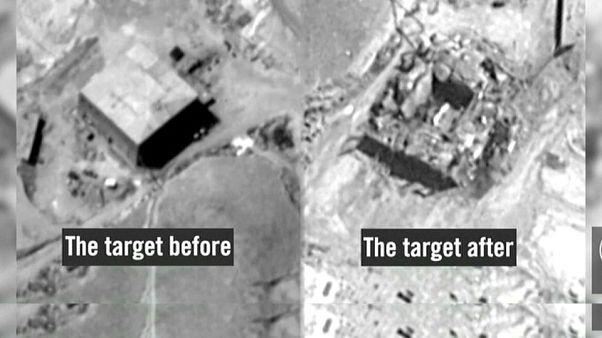 İsrail Suriye'deki El Kibar tesislerini bombaladığını kabul etti