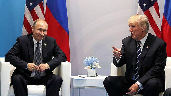 ترامپ بالاخره پیروزی پوتین در انتخابات را تبریک گفت