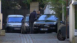 Sarkozy declara de nuevo bajo arresto
