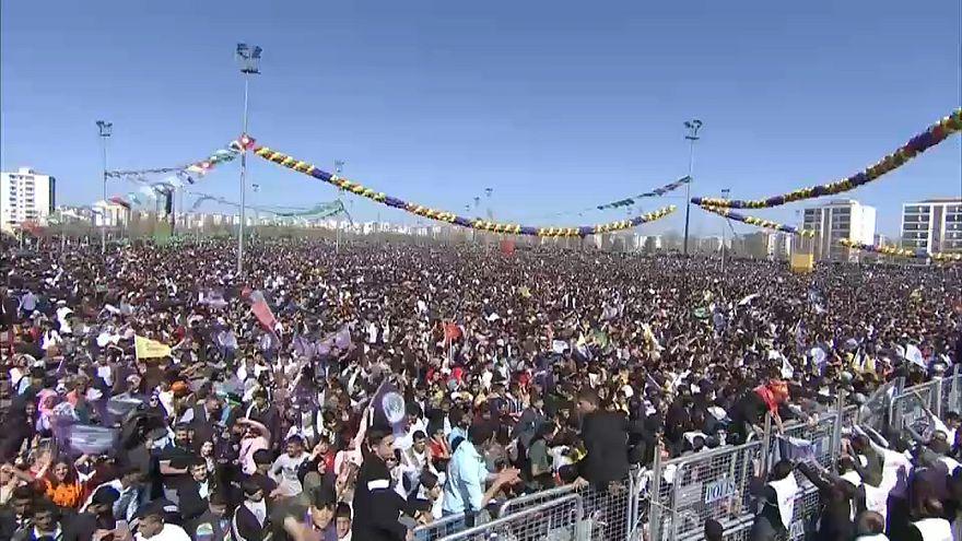 Türkiye'de Nevruz kutlamaları