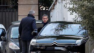 Sarkozy interrogado pelo segundo dia consecutivo