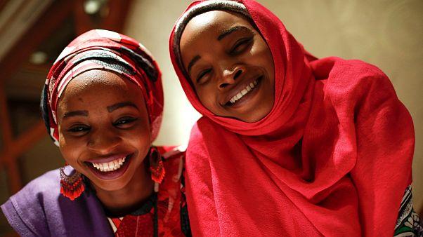 دختران اسیر بوکو حرام از بند رستند