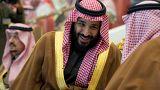 ولي العهد السعودي الأمير محمد بن سلمان في الرياض يوم 30 ديسمبر كانون الأول