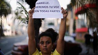 Mord an Polizei-Kritikerin Franco: Tausende demonstrieren in Brasilien