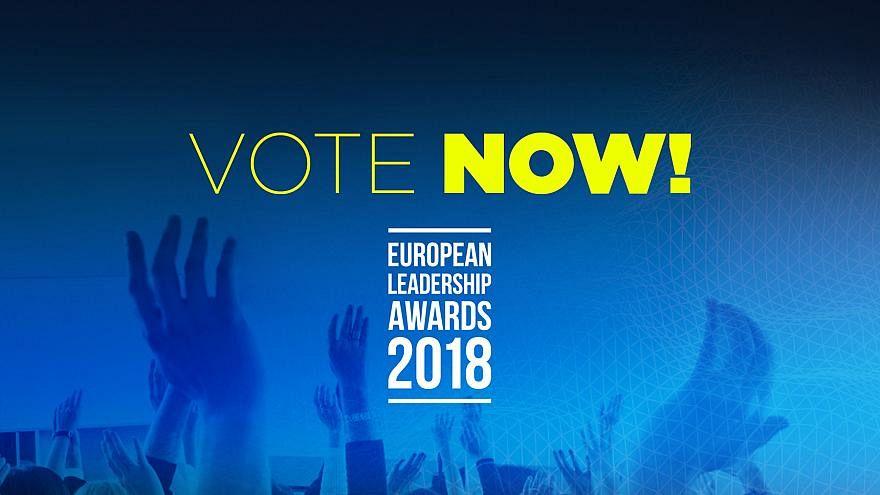 European Leadership Awards : votez pour le lauréat 2018