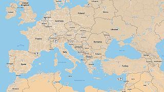 Осколки истории: отчуждённые земли Европы