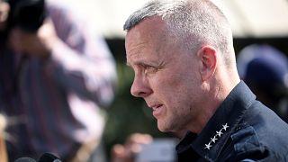 Brian Manley, jefe del Departamento de la Policía de Austin
