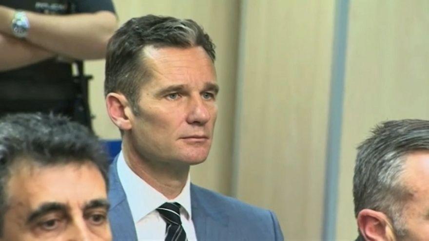 La Fiscalía del Supremo pide 10 años de cárcel para Urdangarín