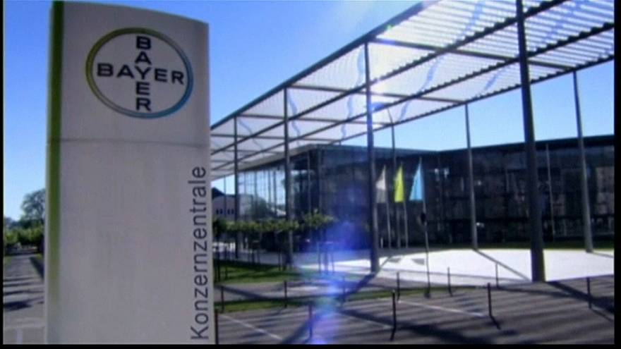 Bayer and Monsanto in merger deal