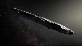 """""""أومواموا"""" الكويكب الغريب الذي حيّر العلماء"""