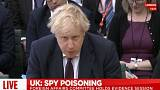 Boris Johnson: Salisbury attack a sign from Russia for potential defectors