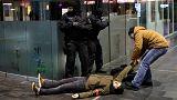 فرانکفورت؛ برگزاری مانور مقابله با حملات تروریستی با حضور ۷۰۰ نفر