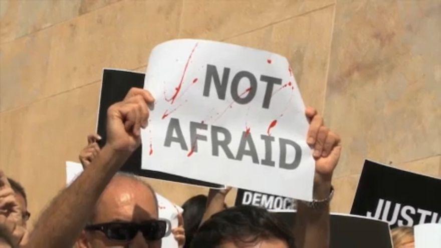 Athénban kér védelmet a máltai újságírógyilkosság koronatanúja