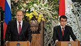Lavrov'dan İngiltere'ye 'mütekabiliyet' çıkışı