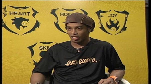 Ronaldinho Gaúcho troca futebol pela política