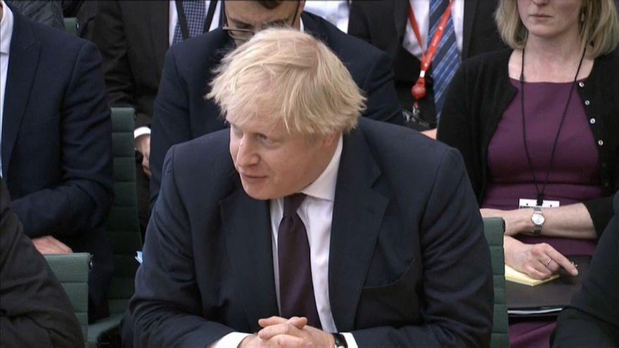Johnson: Putin usará el Mundial de fútbol como Hitler hizo con los JJOO del 36
