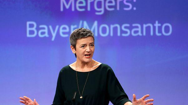 Bruxelles dit oui au mariage entre Bayer et Monsanto