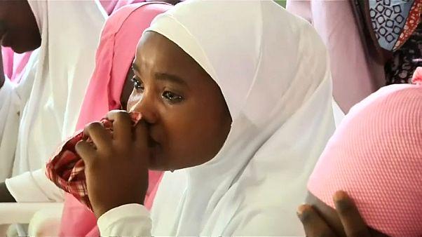 Nijerya: Boko Haram'ın kaçırdığı kız öğrencilerin 91'i serbest