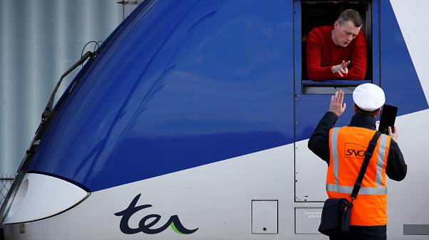 France's rolling railway strikes: The 'cheminot' status explained