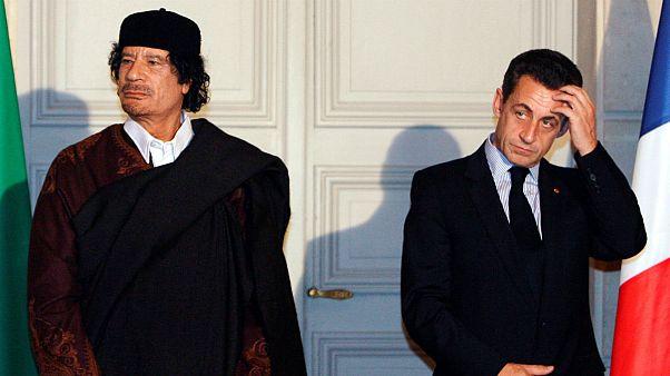 Erklärt: Was wir über Sarkozy und die Gaddafi-Millionen wissen