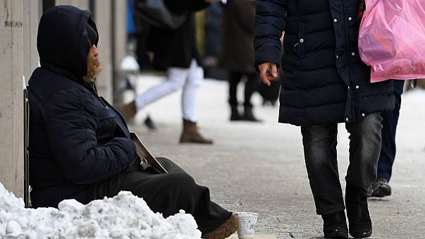 Homelessness on the rise in all EU countries — except Finland: report