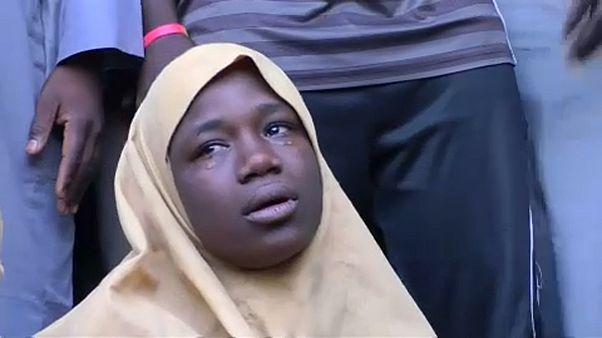 Boko Haram: visszavitték az elrabolt lányokat