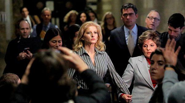 قاضی نیویورک بازار شکایت علیه ترامپ را داغ کرد