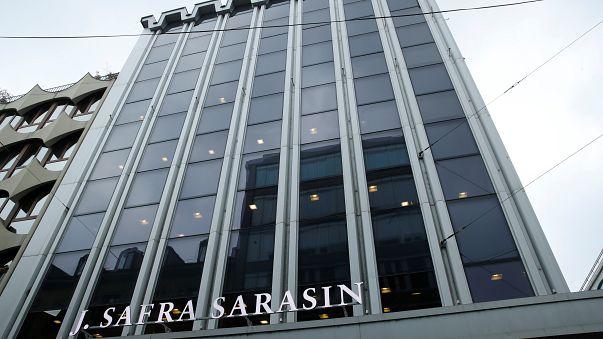 مصرف سافرا ساراسين في سويسرا