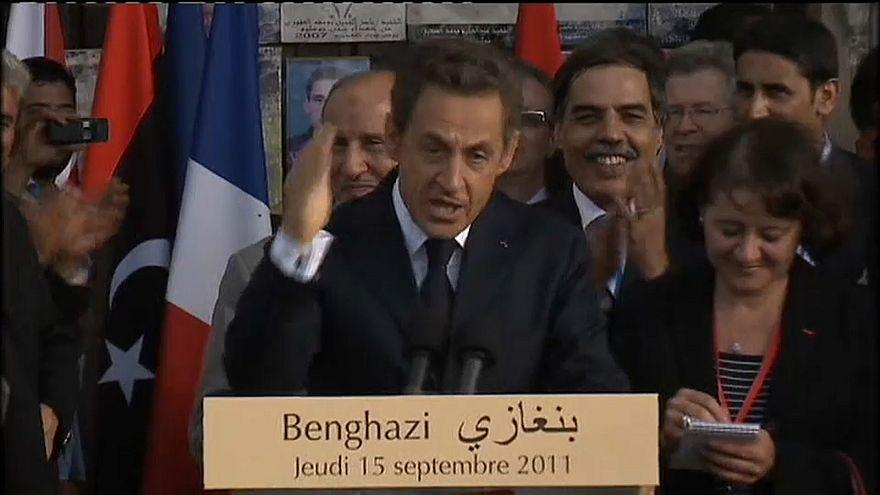"""Saif al-Islam ad Euronews: """"Altre prove contro Sarkozy"""""""