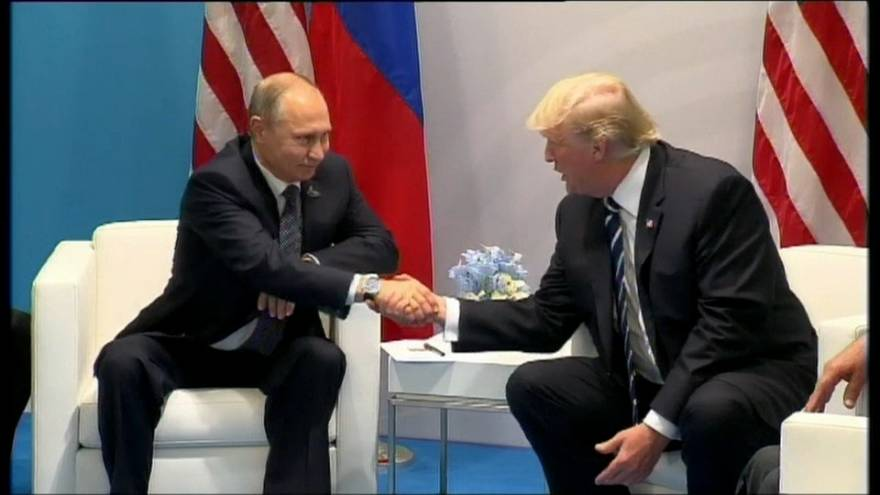 Kremlin claims Putin - Trump meeting is officially on