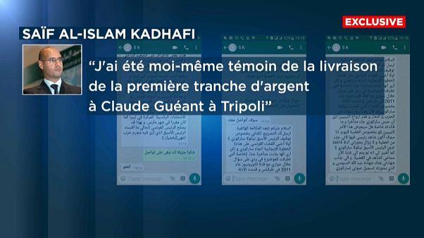 """Exclusif - Saïf al-Islam : """"J'ai des preuves solides contre Sarkozy"""""""