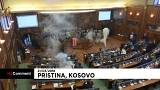 Kosovo opposition use tear gas to delay parliament vote on Montenegro borde