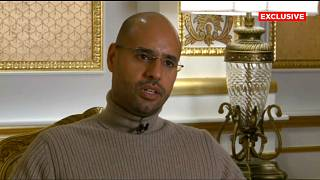 Video | Seyfülislam Kaddafi: Sarkozy'e para verildiğine dair elimde kanıtlar var