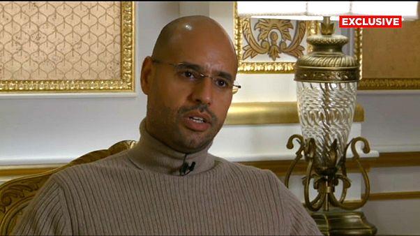 Seyfülislam Kaddafi: Sarkozy'e para verildiğine dair elimde kanıtlar var