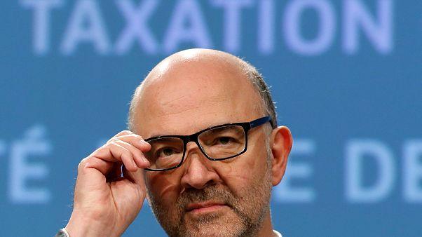 Пьер Московиси, еврокомиссар по экономике