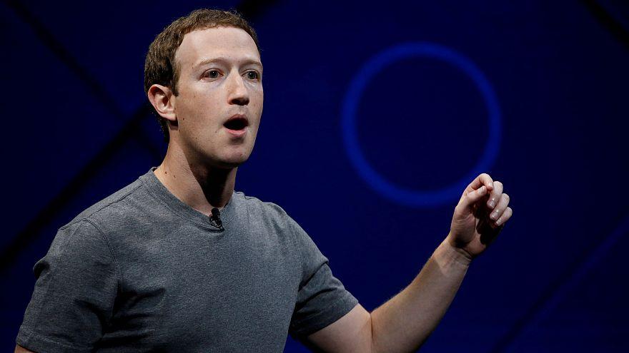 Марк Цукерберг признал вину Facebook