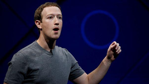 زوكربيرغ يقرّ بارتكاب فيسبوك لخطا تسريب بيانات المستخدمين