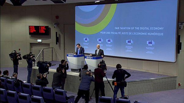 AB'den dijital ekonominin devlerine yeni vergi hazırlığı
