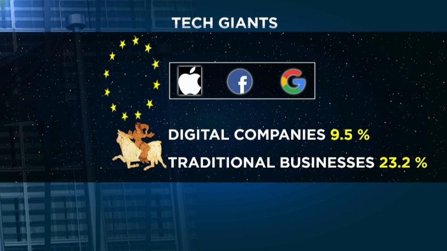 Más impuestos para las empresas digitales