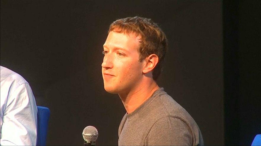 Mark Zuckerberg quebra silêncio